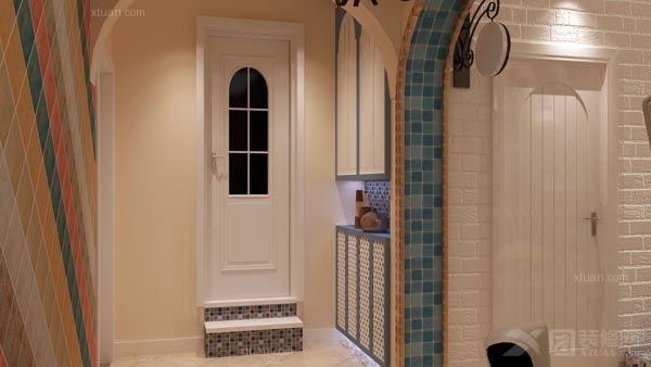 阳台过道门厅灯 客厅卧室灯装修效果图  云南居乐高装饰有限公司其它