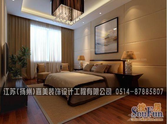 装修类型:家装 装修方式:半包 面积:130㎡ 价格:5元 扬州嘉美装饰设计