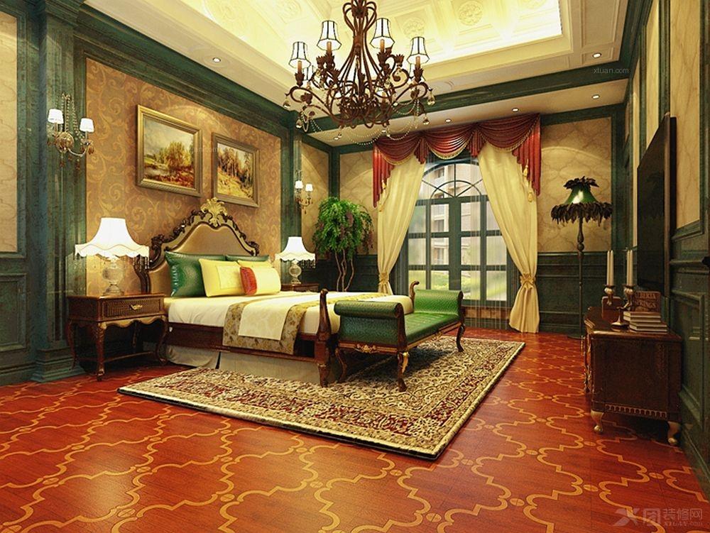 别墅美式风格_远洋天著图片