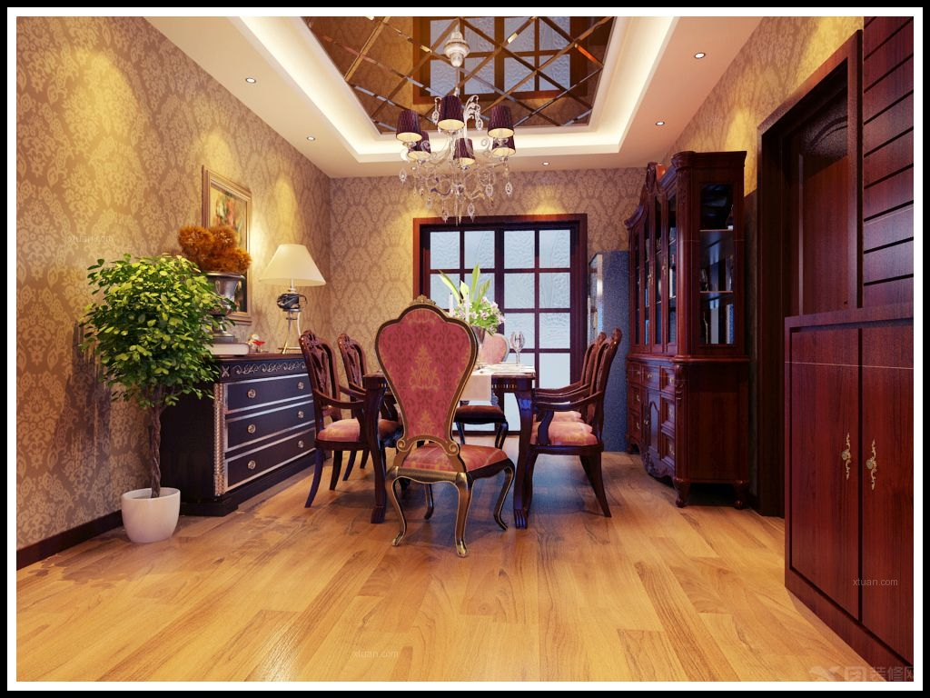茶餐厅装修效果图 小型西餐厅装修效果图 意小利西餐厅装修效果图 嘉