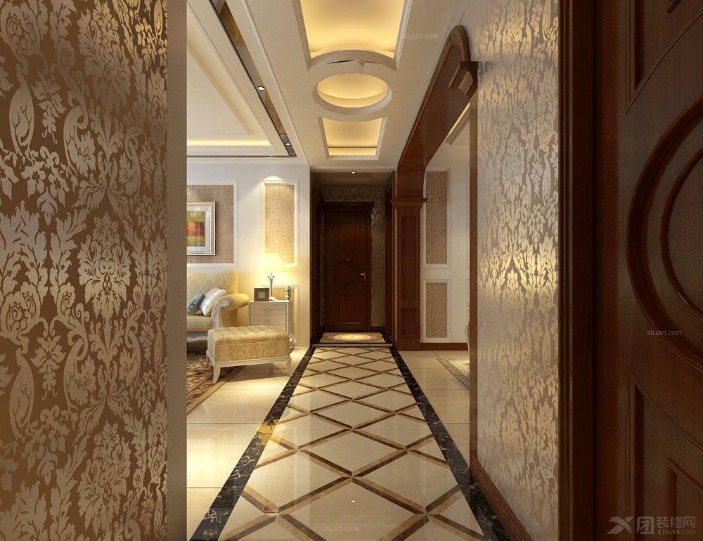 欧式风格钢筋混凝土框架结构图片