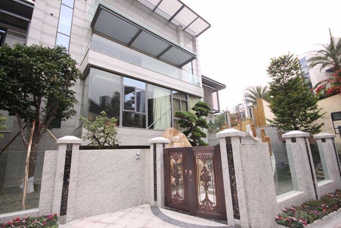 独栋北辰别墅_颐和别墅山庄北京吗花园花园别墅有图片
