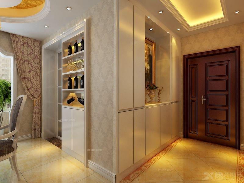 三室两厅欧式风格玄关