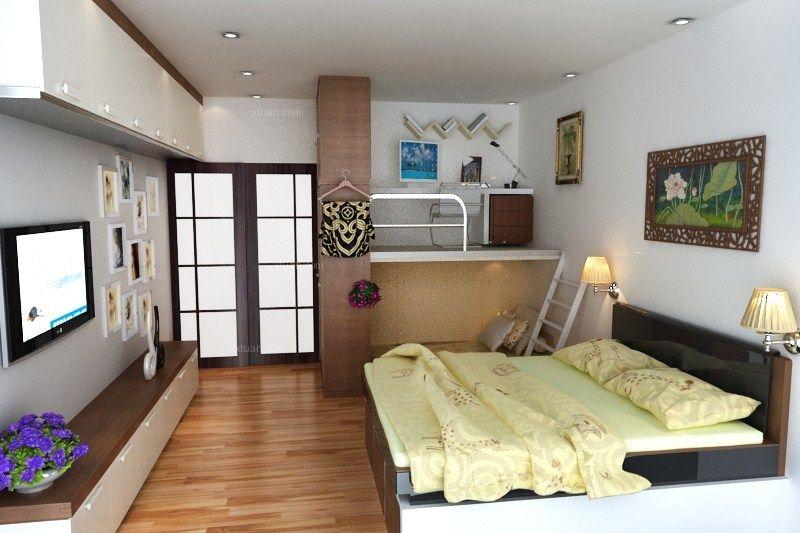 单身公寓式住宅