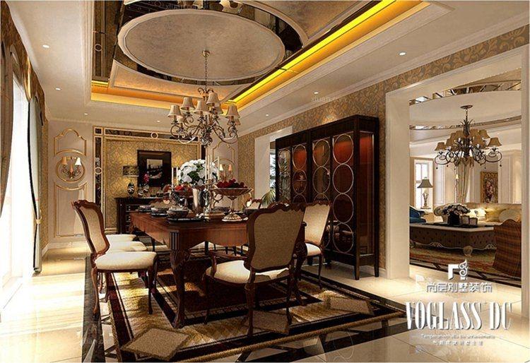 中海尚湖世家简欧风格案例欣赏