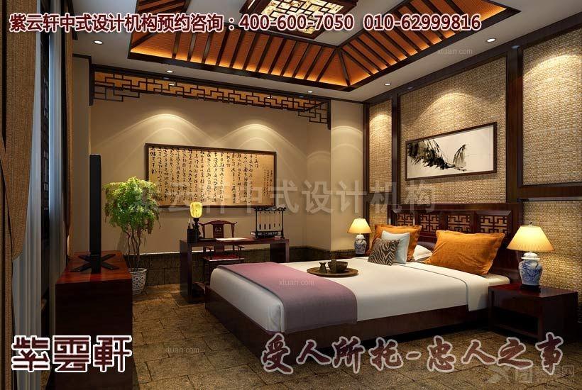 古典风格酒店_某豪华度假酒店中式案例赏析图片