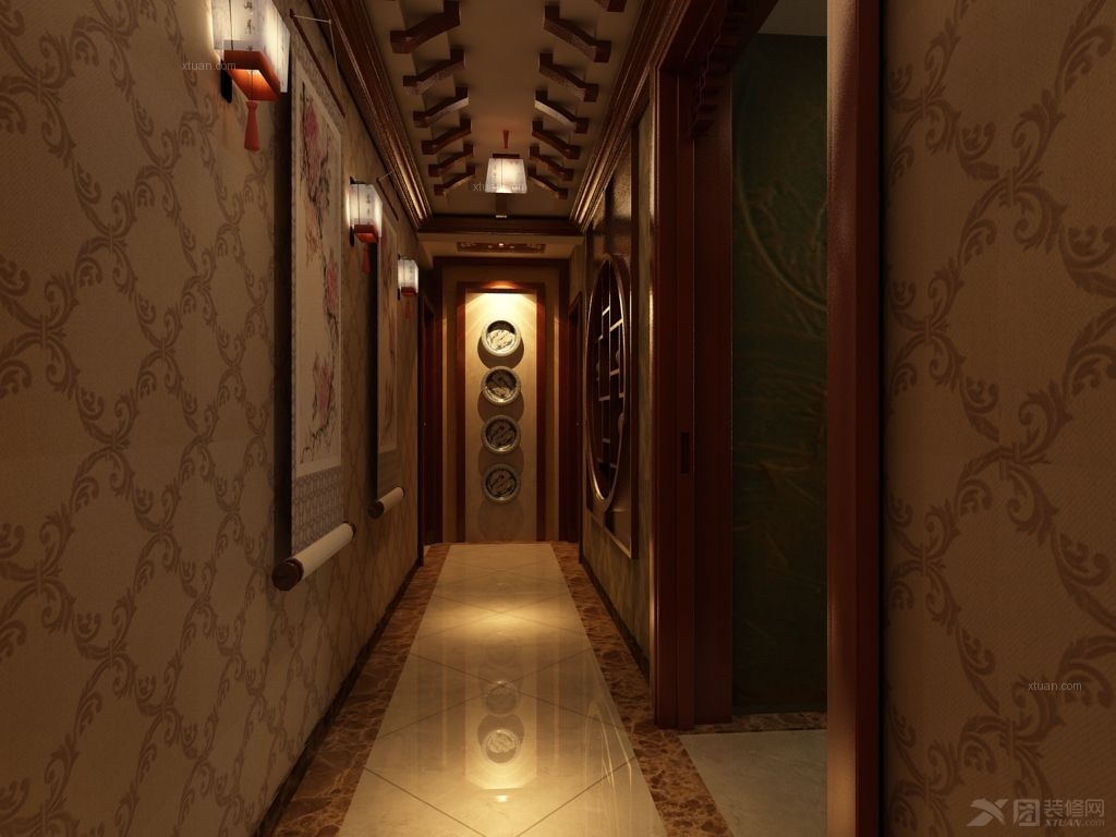 现代简约五角星吸顶灯客厅餐厅阳台飘窗玄关创意灯酒吧过道走廊装