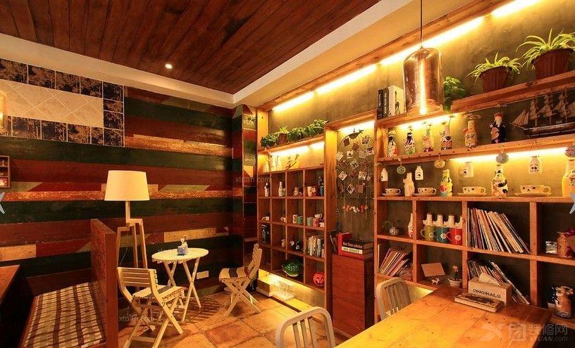 古典风格_上海咖啡馆