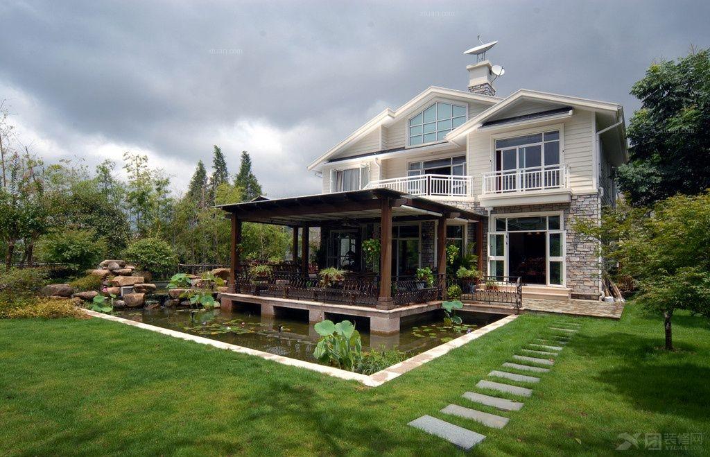 别墅中式设计