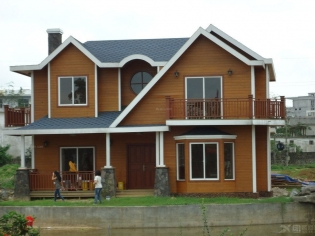别墅中式装修设计