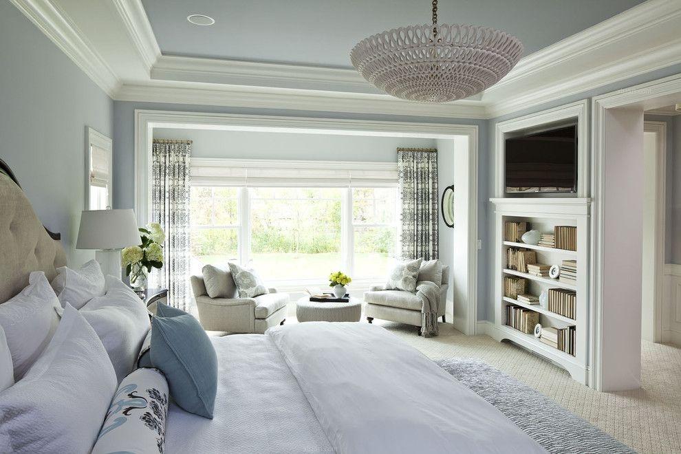 住宅的主卧室