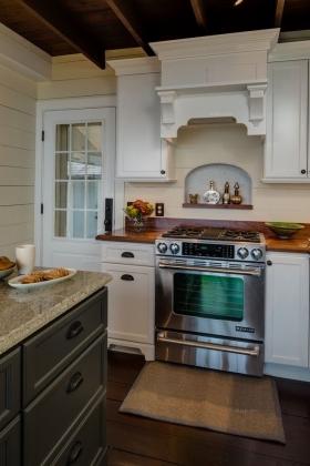 西式厨房的魅力装修效果图