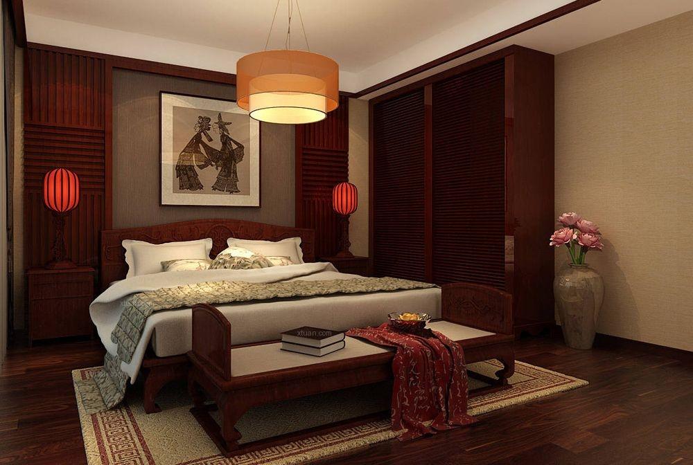 卧室背景墙设计,拉上窗帘随时开始你的夜生活!