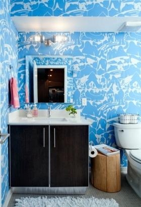 洗手间装修设计效果图 x团装修网 高清图片