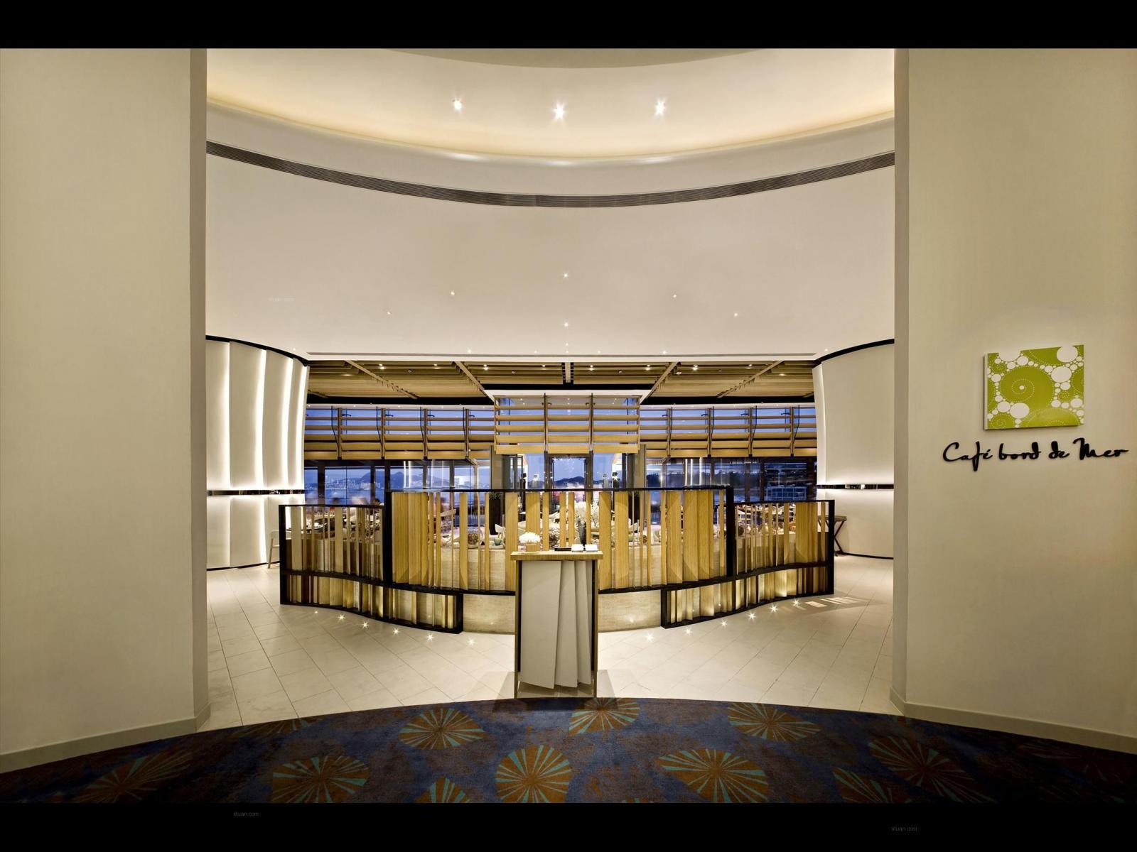 Cafe bord de Mer 海玥餐厅