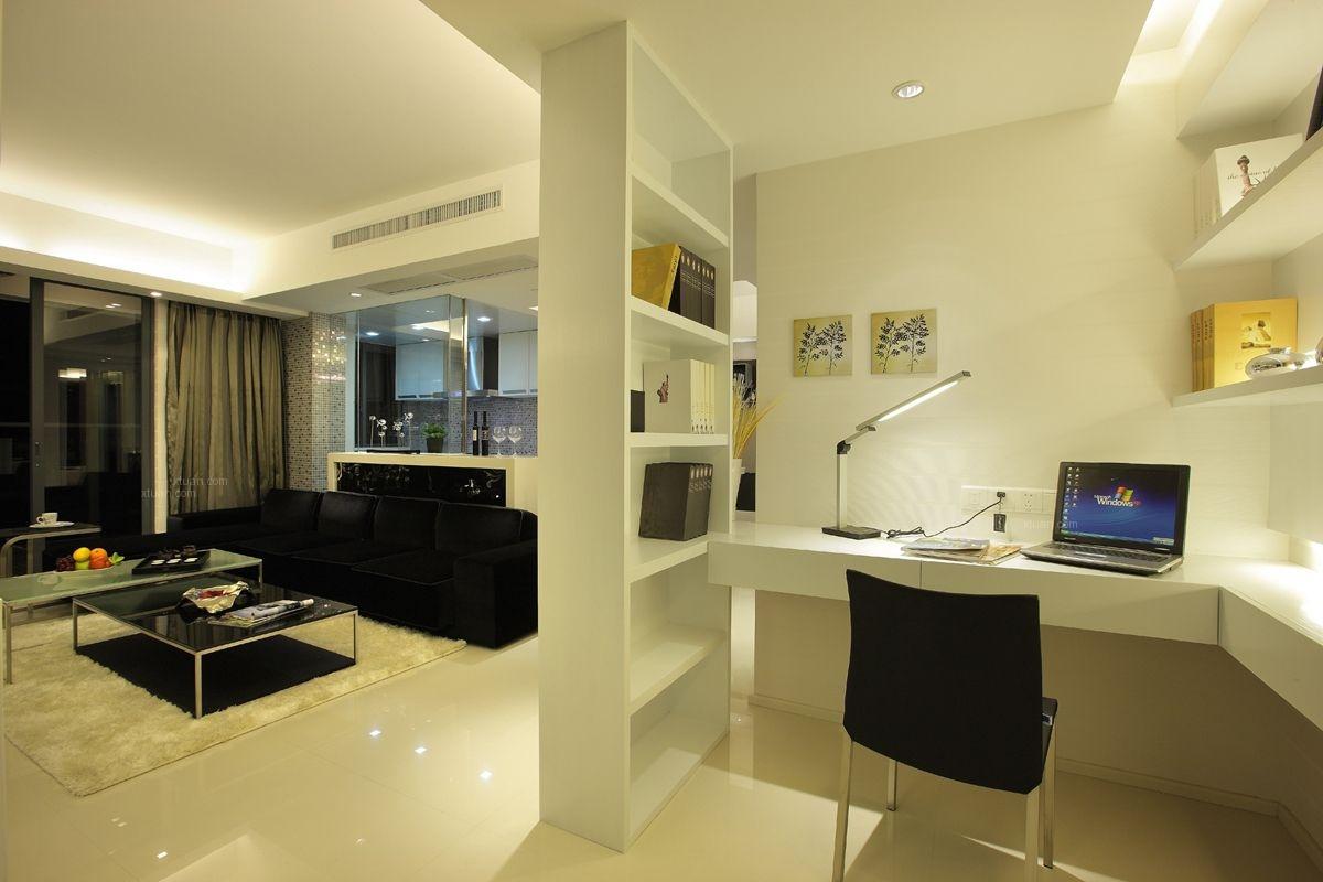 东宝康园装修—85平两居室—现代简约