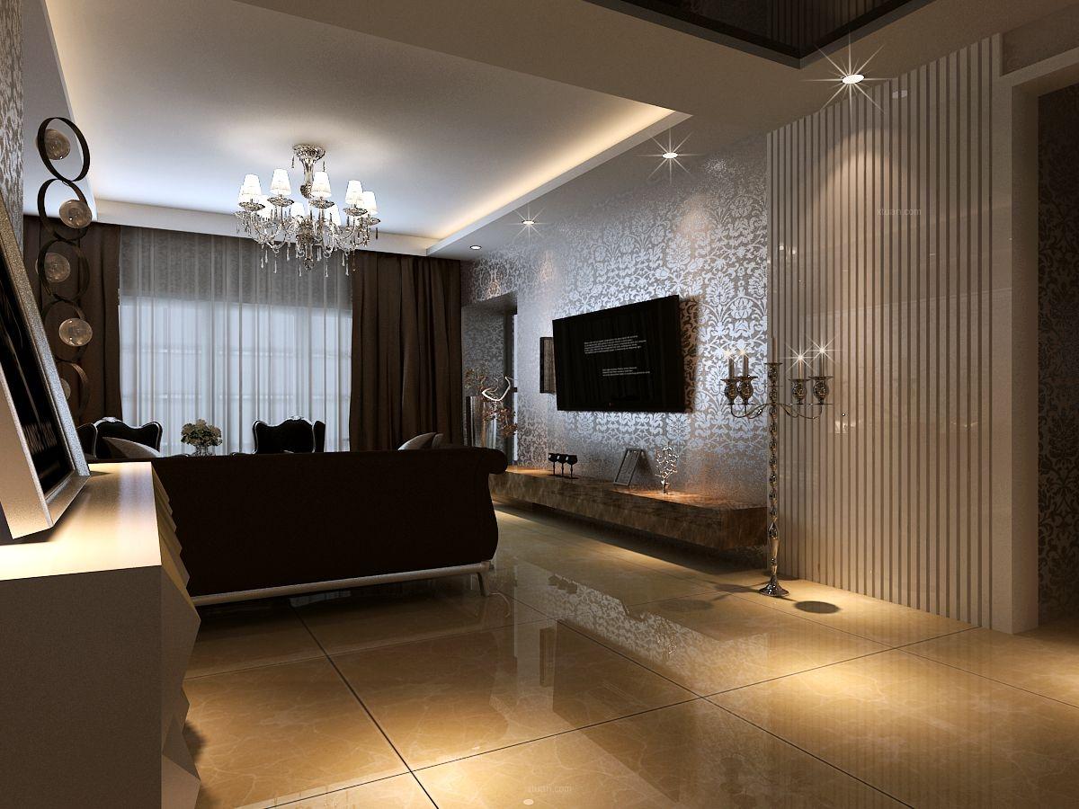 曲江南苑174平方新古典风格四居室