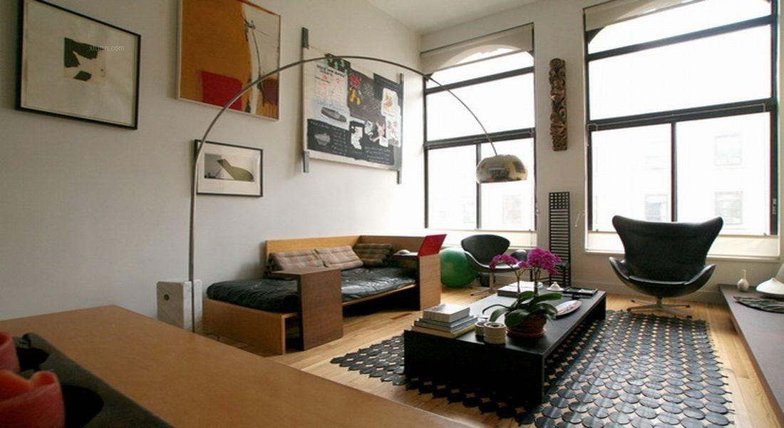 保利紫荆花语—现代简约—两居室跃层