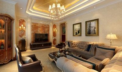 古典欧式别墅装修