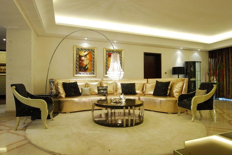 瓦诺别墅现代简约风格