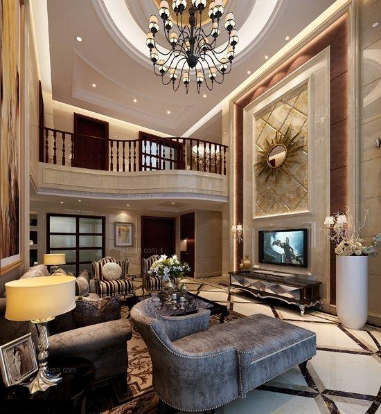 托斯卡纳别墅设计