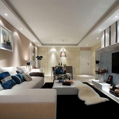 小户型客厅就是要这样(大空间)设计