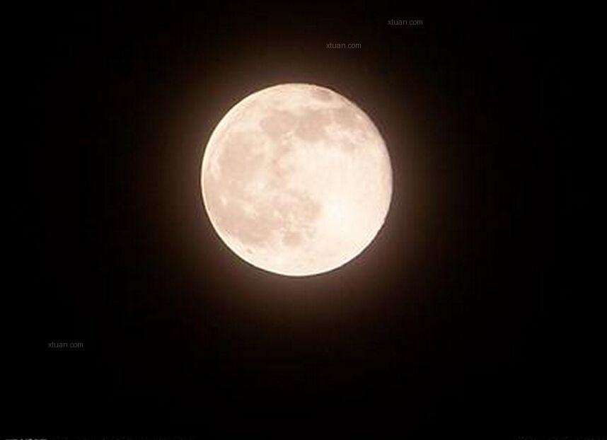 中秋月圆夜-中国人的月亮情结