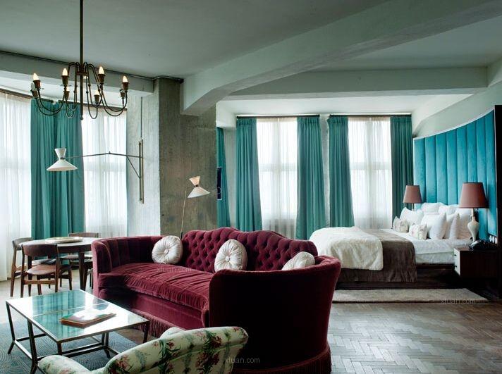最美婚房装修图-似爱情缓缓流淌