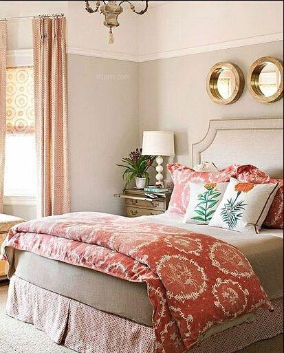 最浪漫的事就是和你一起布置婚房卧室