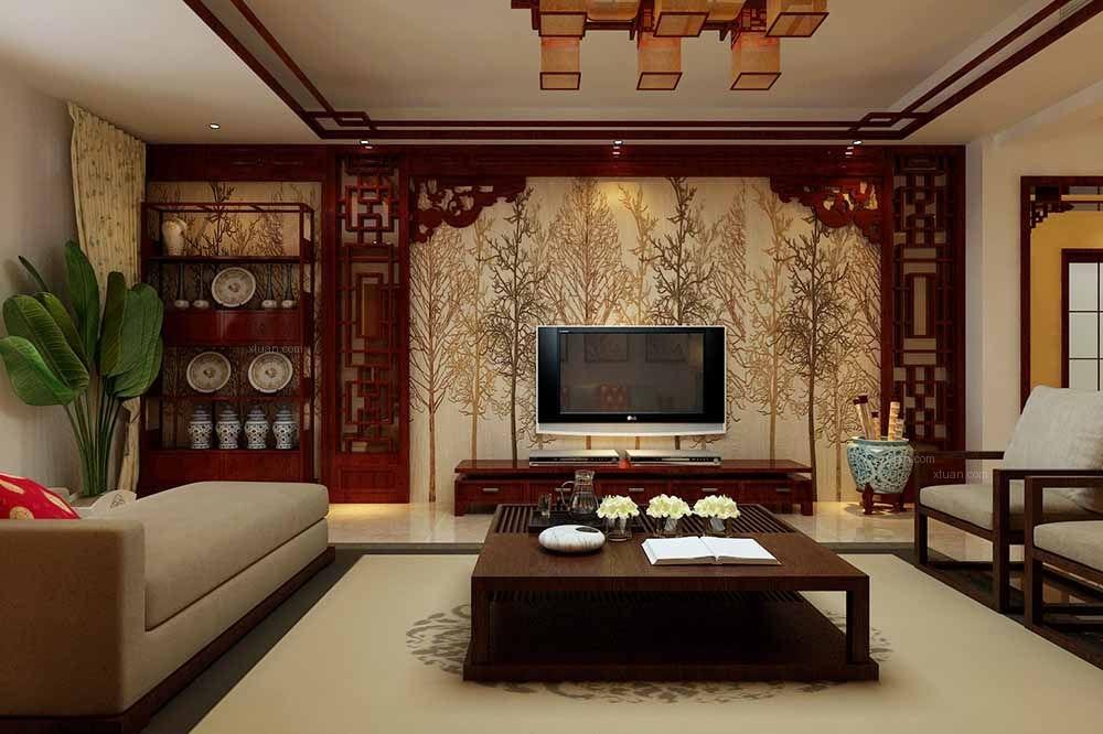 泰安信德泰山御园中式图片