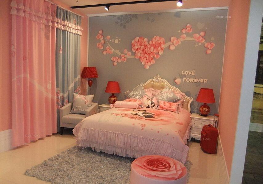 十一要结婚,你的婚房卧室布置好了吗?
