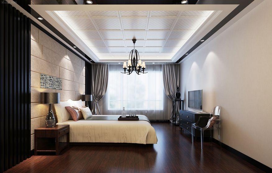 君澜整体吊顶 客厅吊顶 卧室吊顶 装修效果图