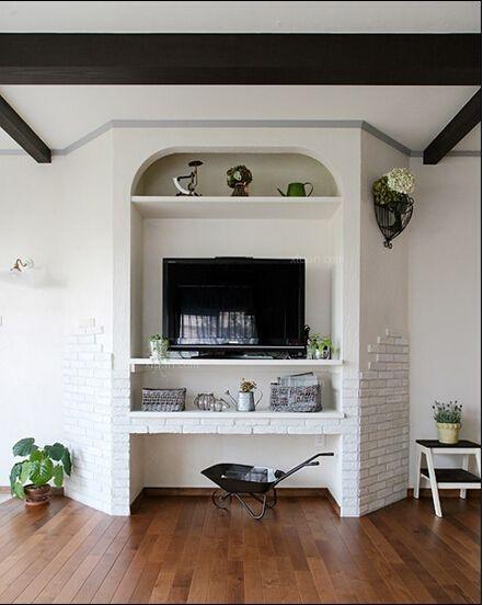 60㎡小户型婚房设计,晒出浪漫简欧风