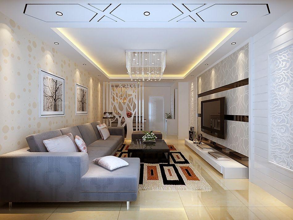 【上海实创装饰】打造49平小户型现代简约风格装修