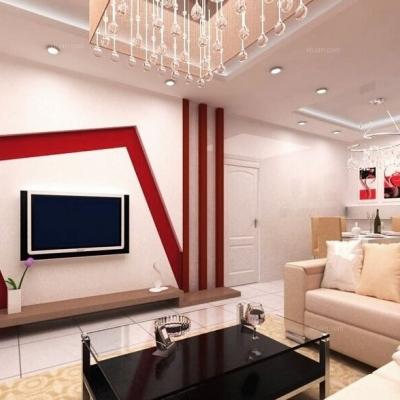 创意电视背景墙,给你似幻似真的梦境