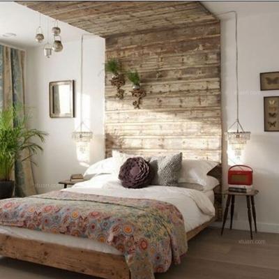 这样的创意床头背景墙,你敢要吗?