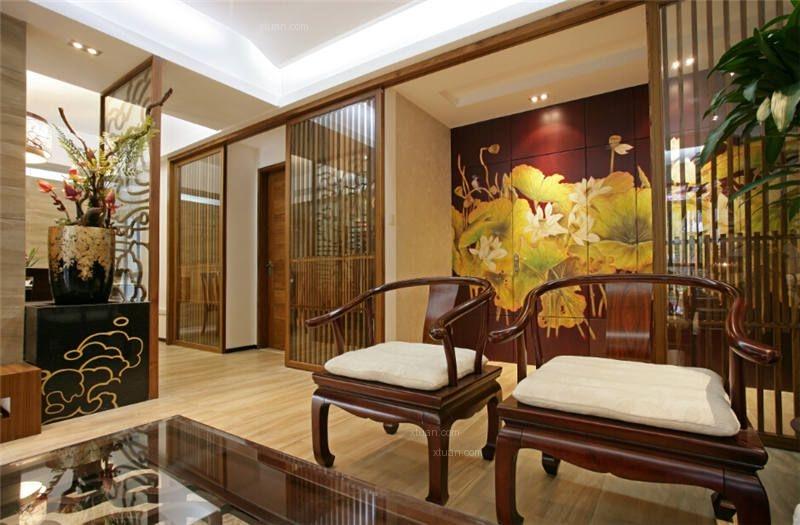 北京古典四合院装修设计