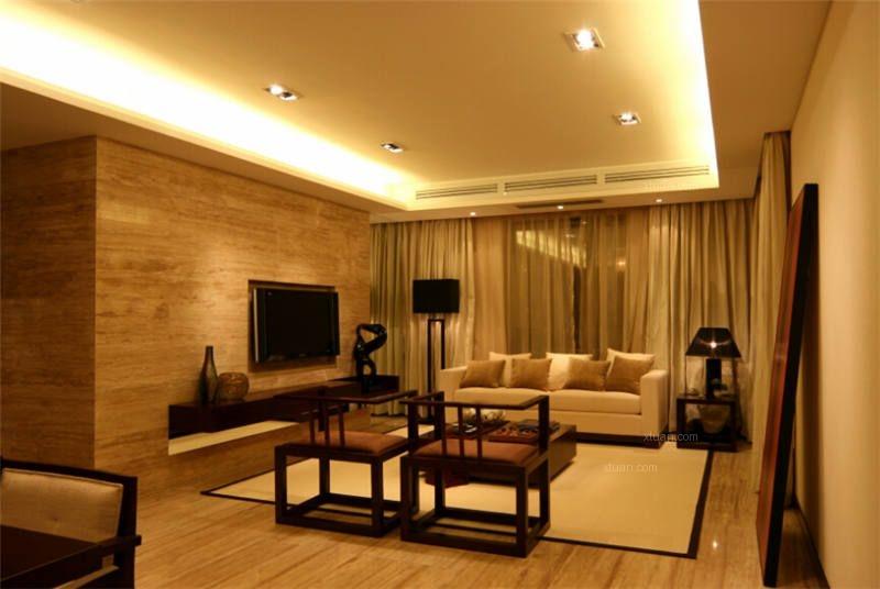北京雅致中式四合院设计