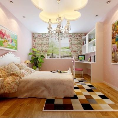 有了这样的卧室背景墙,让你彻底告别失眠