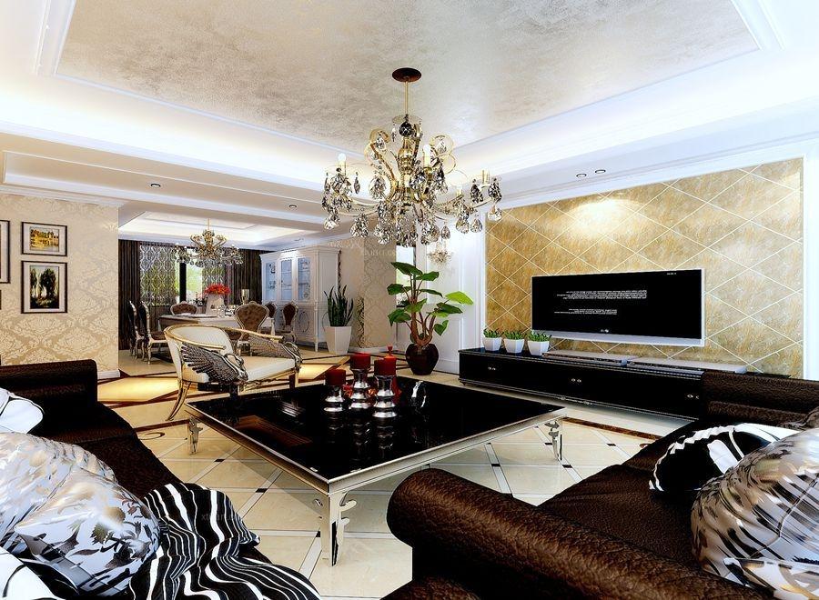 130平三房两厅 轻谱新古典优雅生活