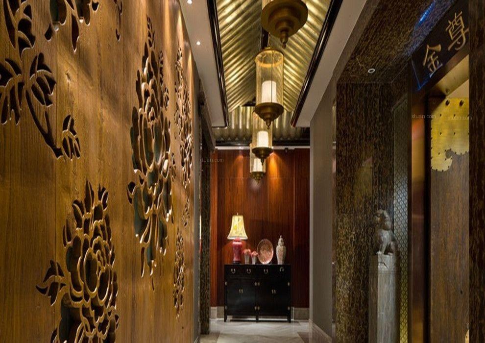 中式风格餐馆图片