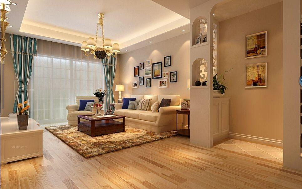 天下锦城120平方现代风格方案报价