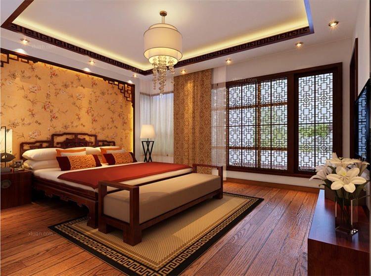 北京中式古典别墅设计