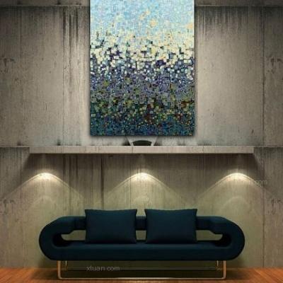 这样的沙发背景墙,你家hold得住吗?