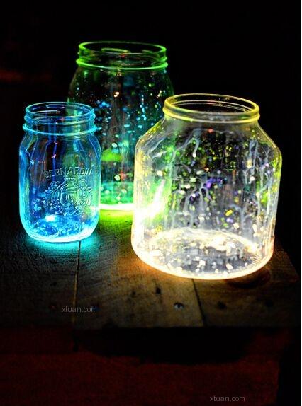 罐头瓶DIY创意可爱小饰品,美呆了!