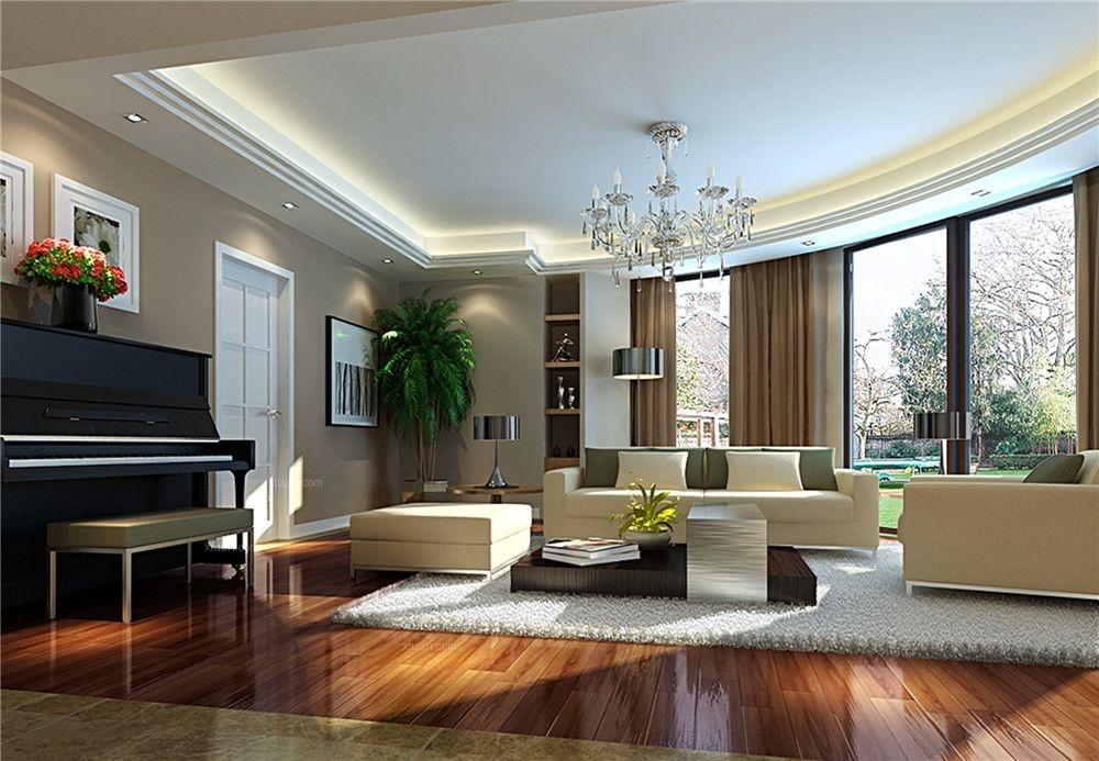 超大气欧式风格装修,上海三居室120平米,超实惠装潢,16万