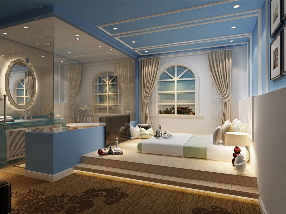 酒店装修设计图
