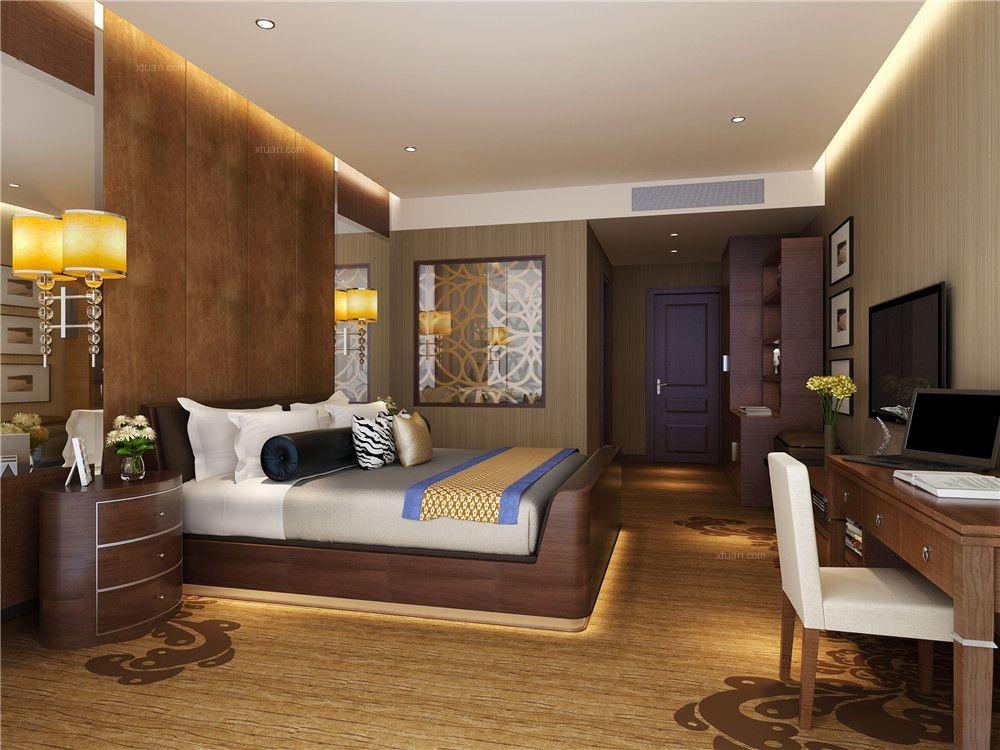 酒店设计图装修效果图