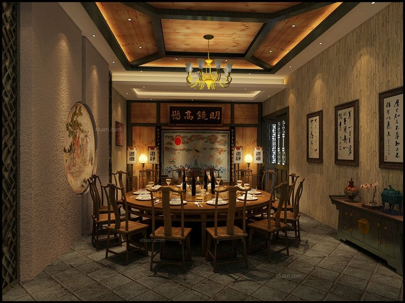 特色餐厅-御昌南窑火菜