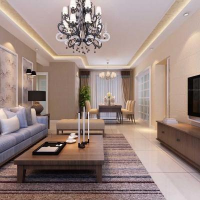 沙发背景墙设计,告别白墙的单调!